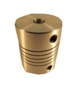 Sprzęgło bezluzowe elastyczne 4/6 mm 20/25mm